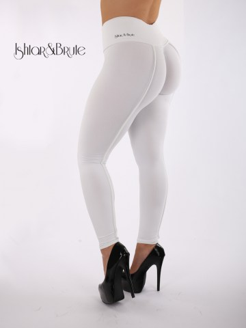 Cheeks legging in white Supplex  5