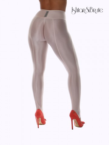 7ec1bfbb0e4be Cheeks legging in utra thin ossy pink spandex