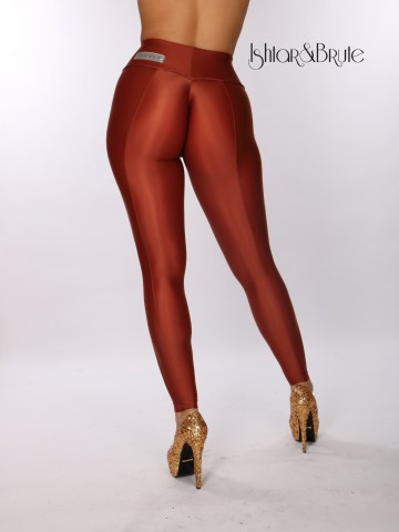 ishtar and brute cheeks legging ultra thin bronze 5